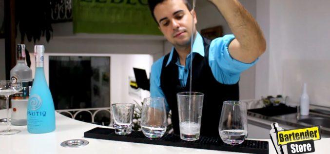 Dica Como servir vários copos sem desperdício?