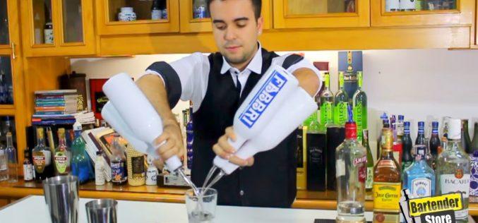 Servidas e Free Pour 3