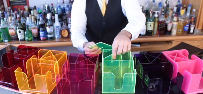 Organizadores de bar – Bar Caddy