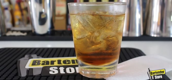 Receita Black Russian Drink – Bartender Store TV