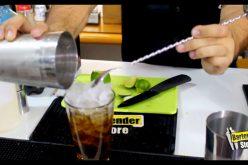 Receita Long Island Ice Tea – Bartender Store TV