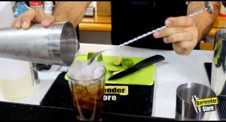 Receita Long Island Ice Tea – Bartender Store TV