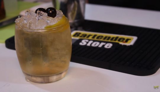 Bartender Store TV – Whiskey Sour