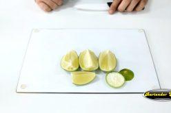 Bartender – Como cortar frutas – Limão