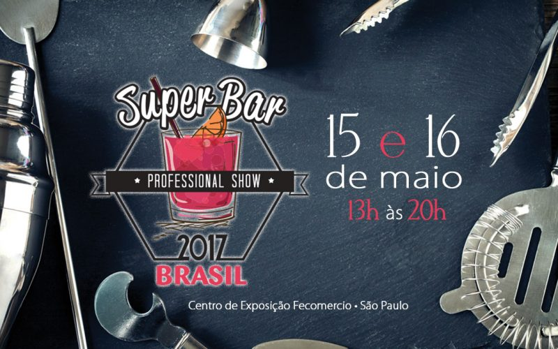 Super Bar Professional Show Evento 2017 Cadastre-se