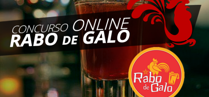 RESULTADO! Concurso Online Rabo de Galo e Bartender Store