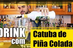 Drink do Carnaval com Catuaba Piña Colada